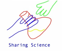 Sharing Science Logo